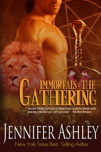 The Gathering (Immortals series Book 4) Jennifer Ashley