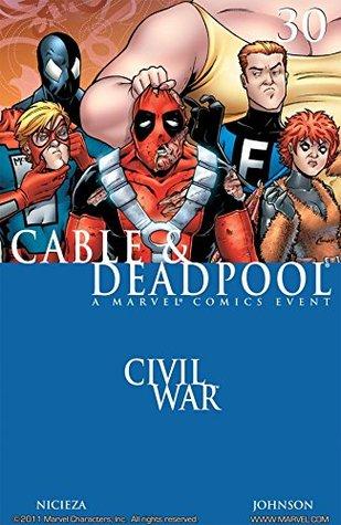 Cable & Deadpool #30 Fabian Nicieza