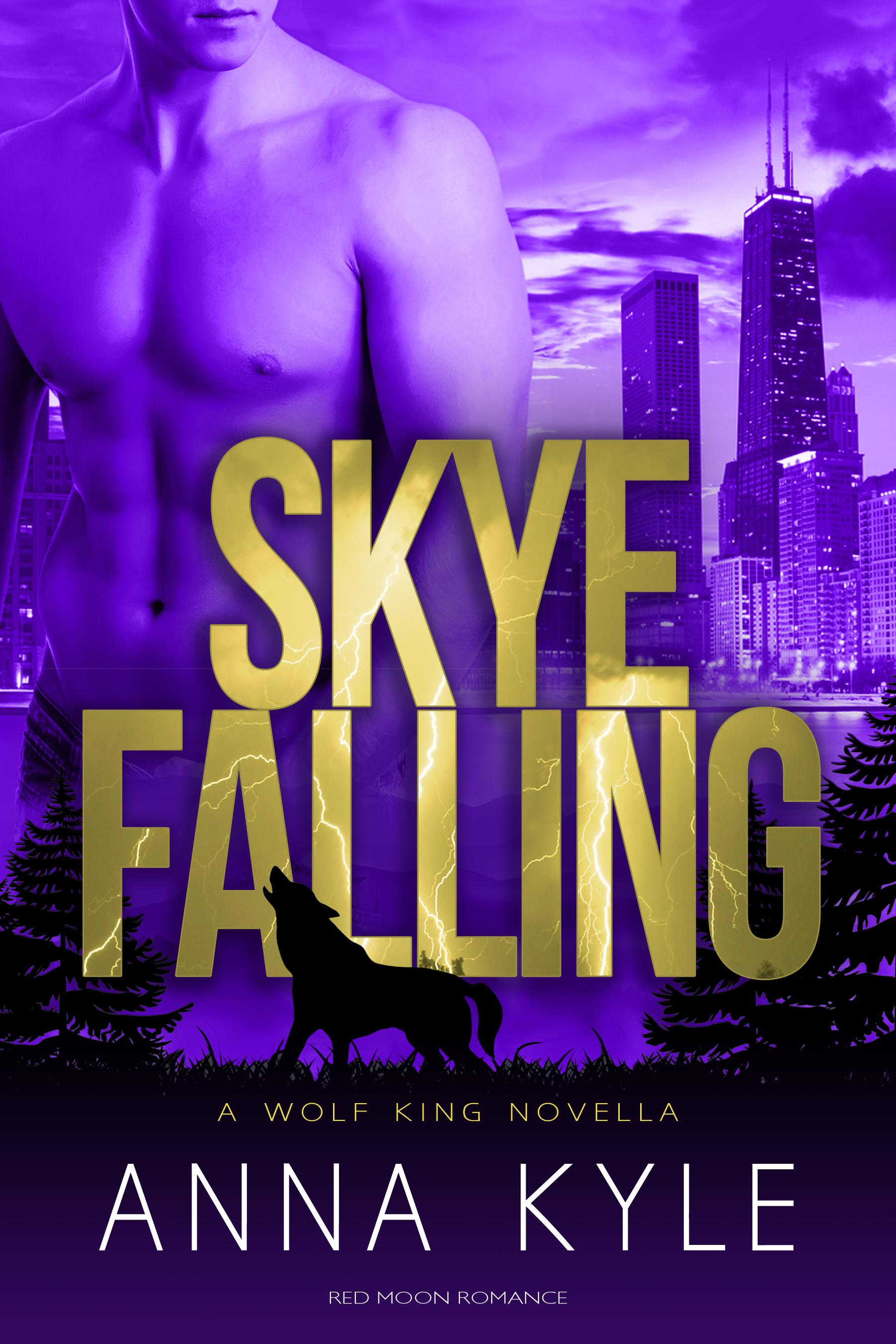 Skye Falling Anna Kyle