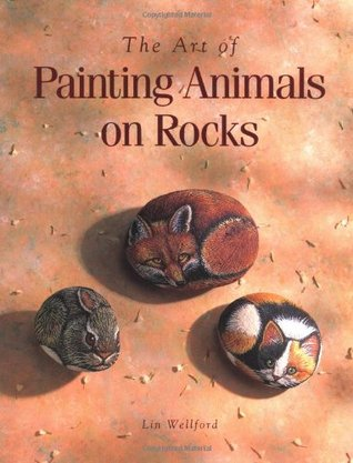 Paint Acrylic on Rocks with Lin Welford Books Bundle Lin Wellford
