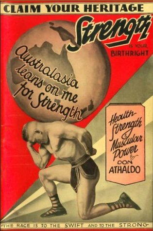 Health, Strength & Muscular Power  by  Don Athaldo