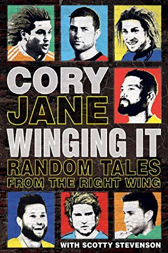 Winging It: Random Tales From the Right Wing  by  Scotty Stevenson