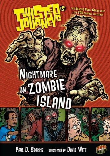 #05 Nightmare on Zombie Island  by  Paul D. Storrie