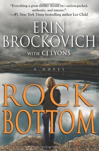 Rock Bottom (A.J. Palladino, #1)  by  Erin Brockovich
