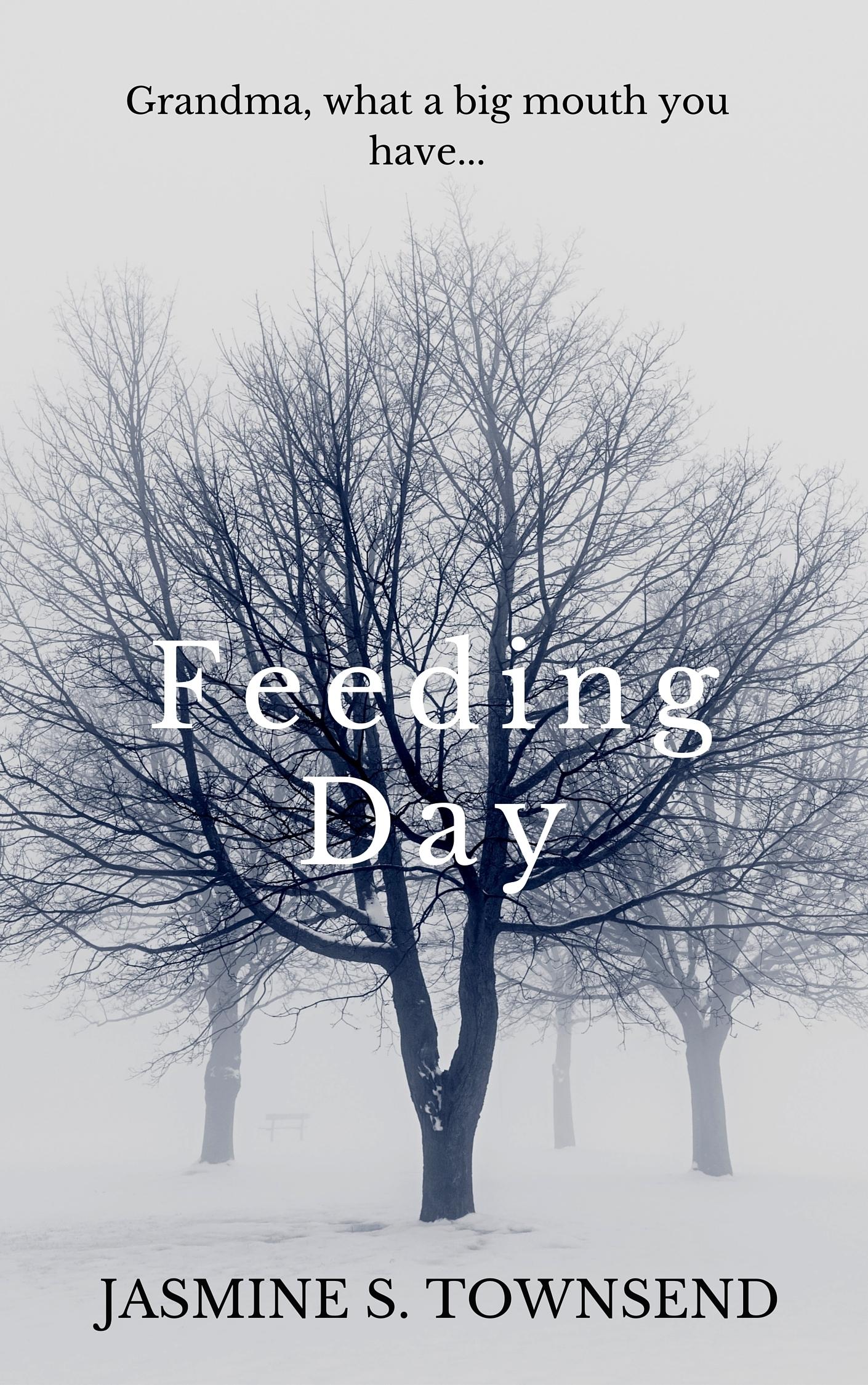 Feeding Day  by  Jasmine Shea Townsend