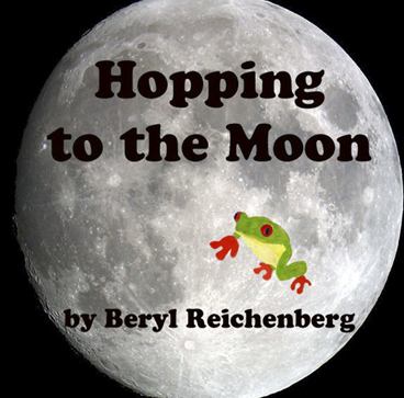 Hopping to the Moon  by  Beryl Reichenberg