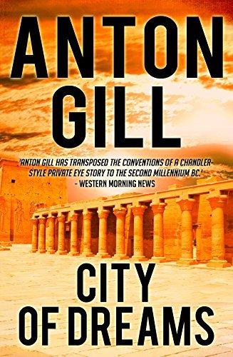 City of Dreams  by  Anton Gill