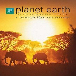 BBC Earth-Planet Earth 2014 Calendar Trends