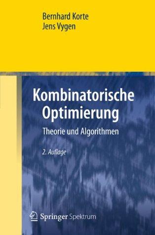Ottimizzazione Combinatoria Bernhard Korte