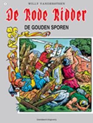 De gouden sporen (De Rode Ridder #2)  by  Willy Vandersteen