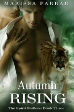 Autumn Rising (The Spirit Shifters, #3) Marissa Farrar