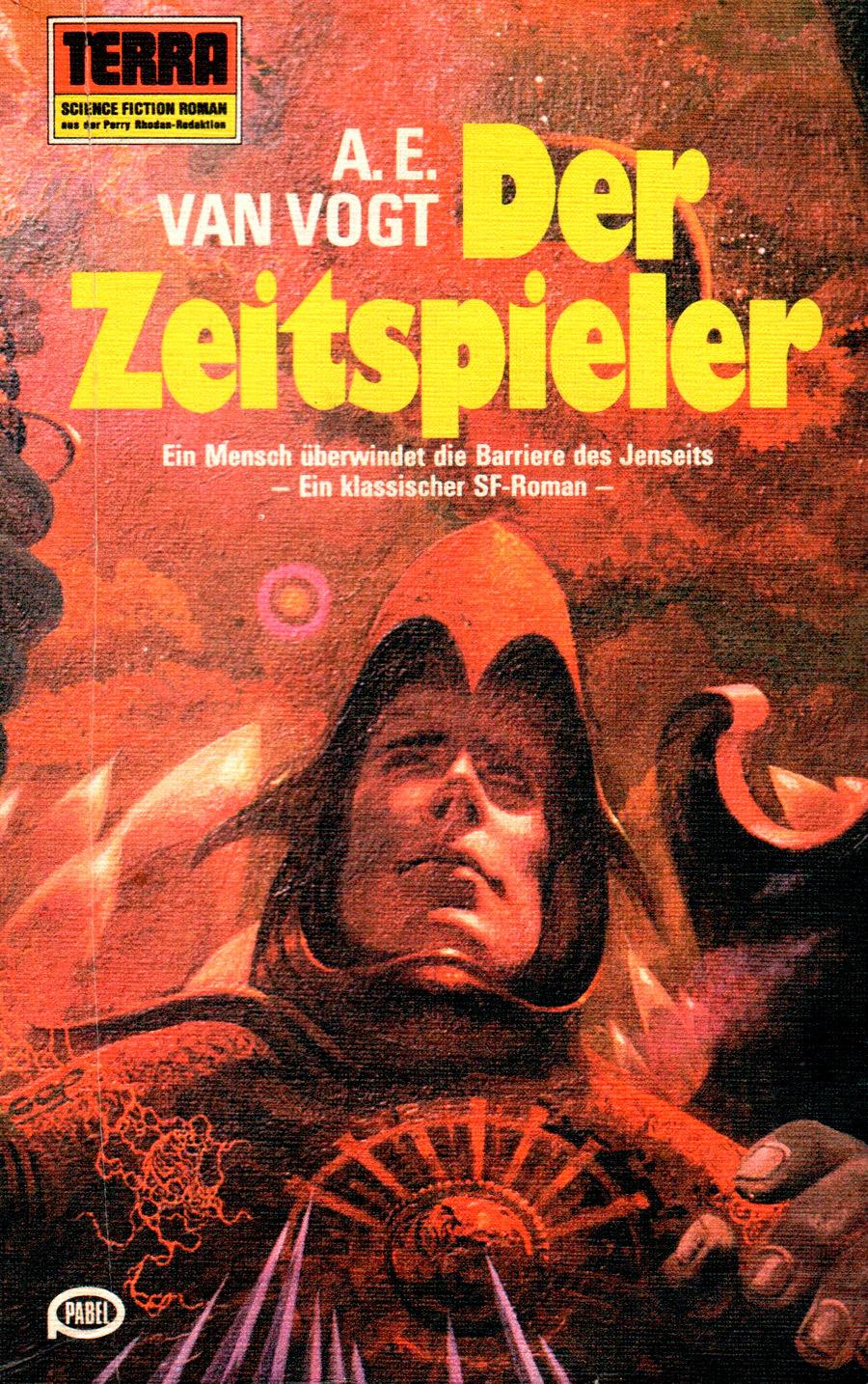 Der Zeitspieler  by  A.E. van Vogt