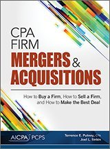 CPA Firm Mergers and Acquisitions: How to Buy a Firm, How to Sell a Firm, and How to Make the Best Deal  by  Joel L. Sinkin