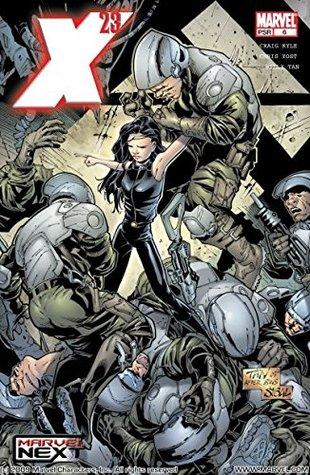 X-23 (2005) #6  by  Craig Kyle