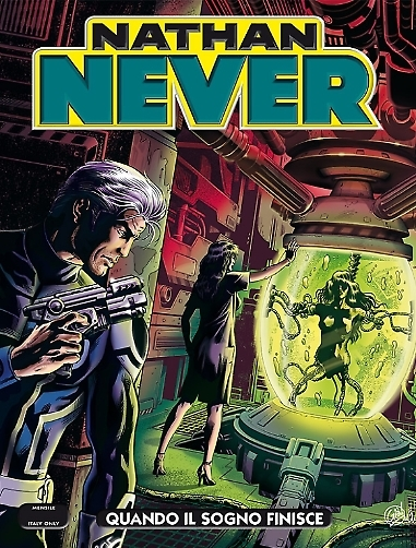 Nathan Never n. 290: Quando il sogno finisce Davide Rigamonti