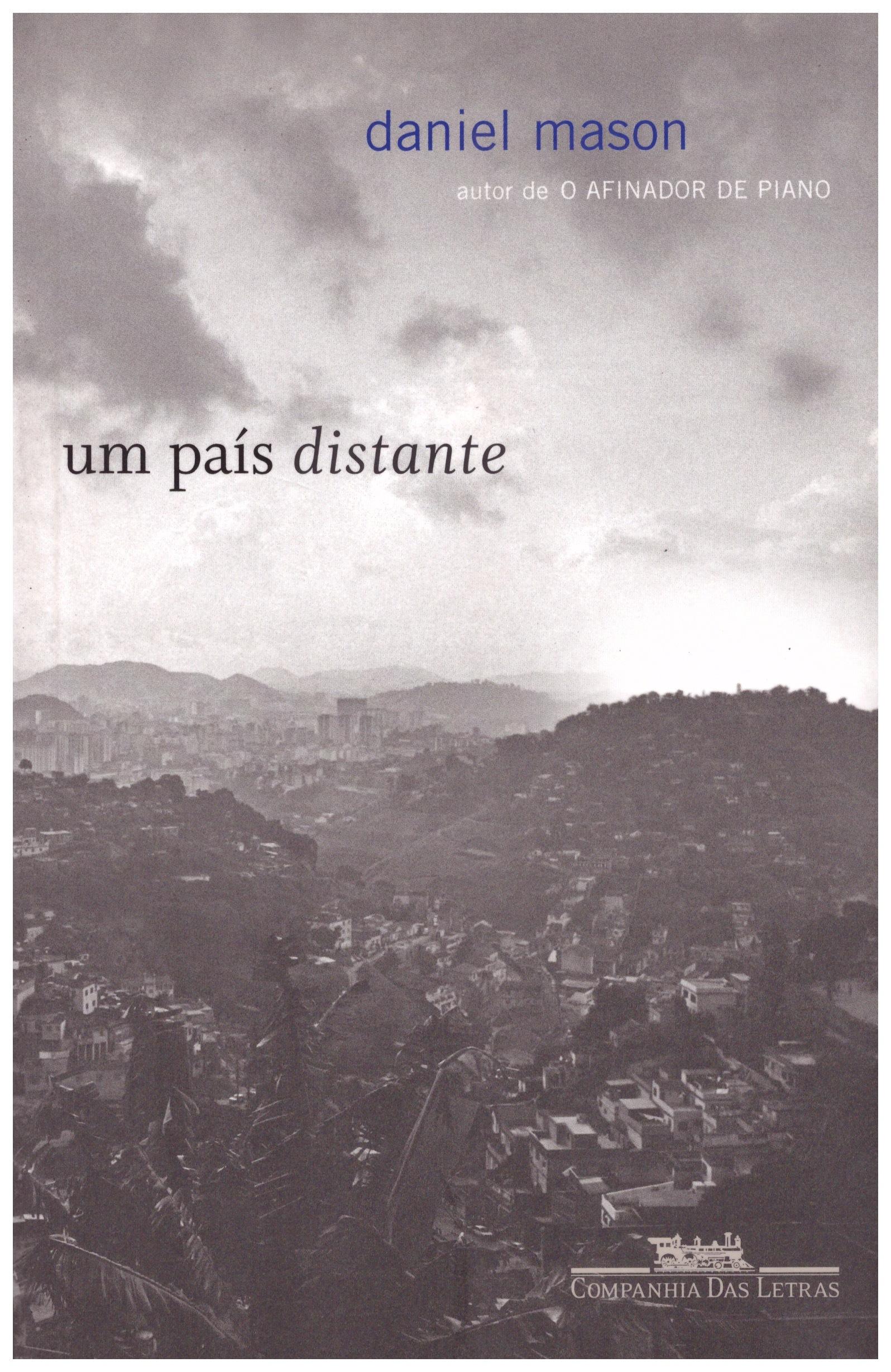 Um País Distante  by  Daniel Mason
