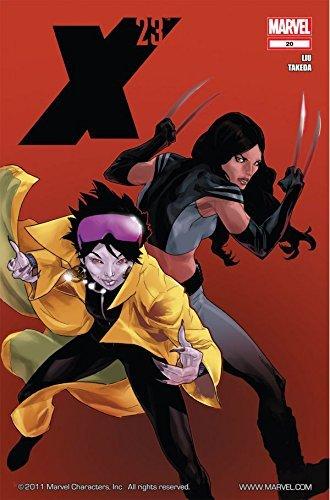 X-23 (2010-2012) #20 Marjorie Liu