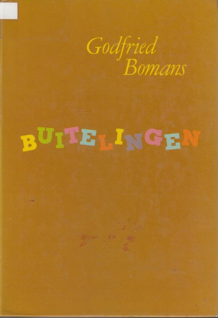 Buitelingen  by  Godfried Bomans
