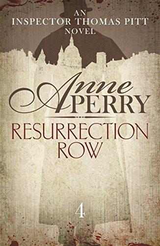 Resurrection Row (Thomas Pitt 4) Anne Perry