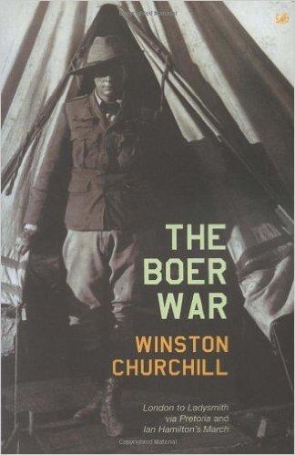 Boer War  by  Winston S. Churchill