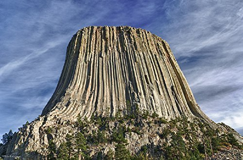 Devils Tower  by  Stephen Huff