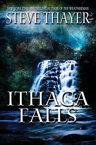 Ithaca Falls  by  Steve Thayer