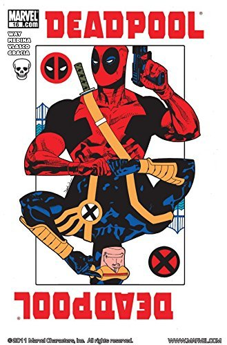 Deadpool (2008-2012) #16  by  Daniel Way