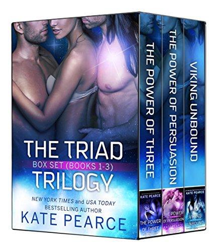 The Triad Trilogy Kate Pearce