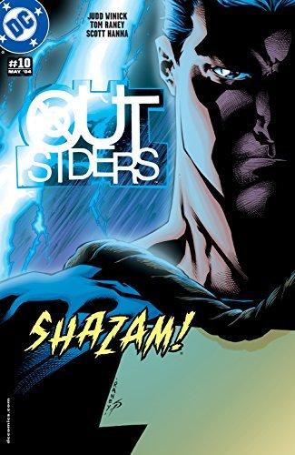 Outsiders (2003-) #10 (Outsiders (2003- )) Judd Winick