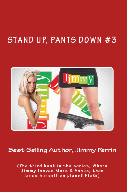 Stand Up, Pants Down #3  by  Jimmy Perrin