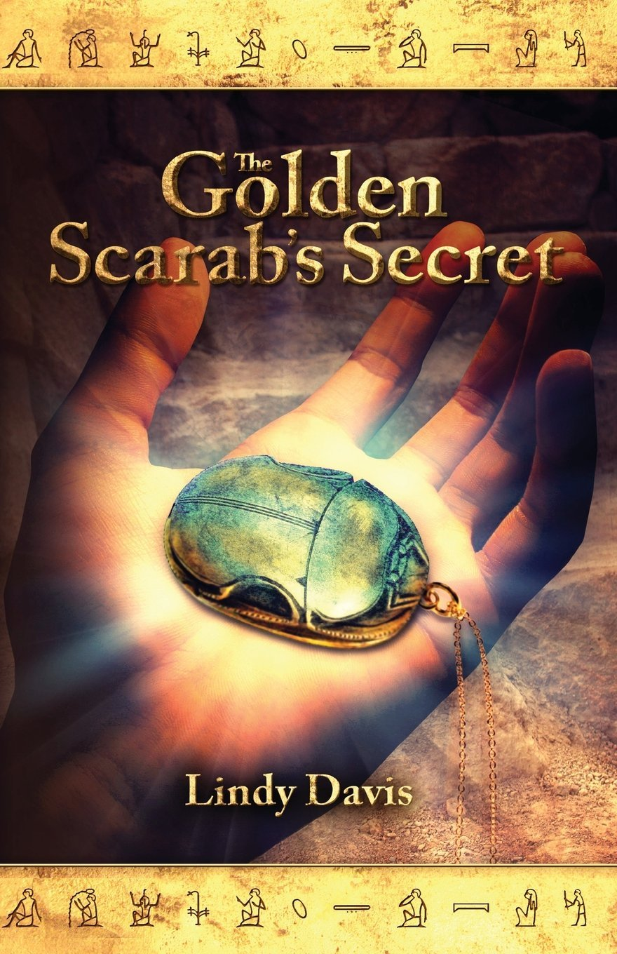 The Golden Scarabs Secret (The Golden Scarab Series #2)  by  Lindy Davis