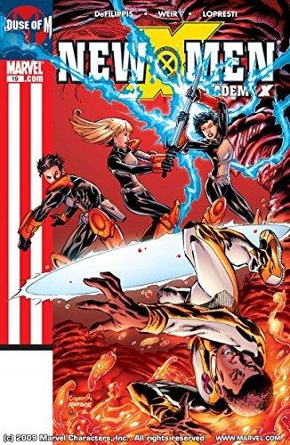 New X-Men (2004-2008) #19 Nunzio DeFilippis