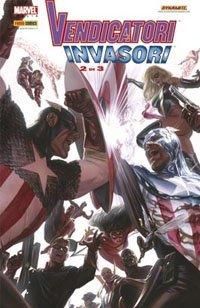 Marvel Mix n. 75: Vendicatori invasori 2 di 3 Jim Krueger