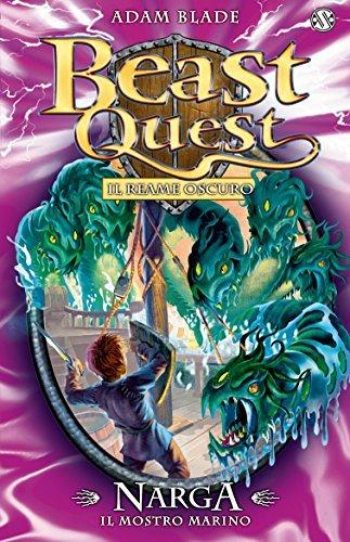Narga. Il Mostro Marino: Beast Quest [vol. 15]  by  Adam Blade