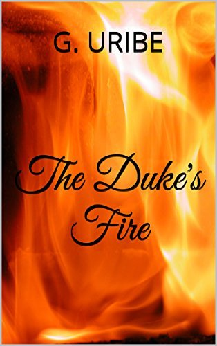 The Dukes Fire  by  G. Uribe