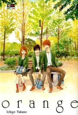 Orange, vol. 1  (Orange, #1)  by  Ichigo Takano