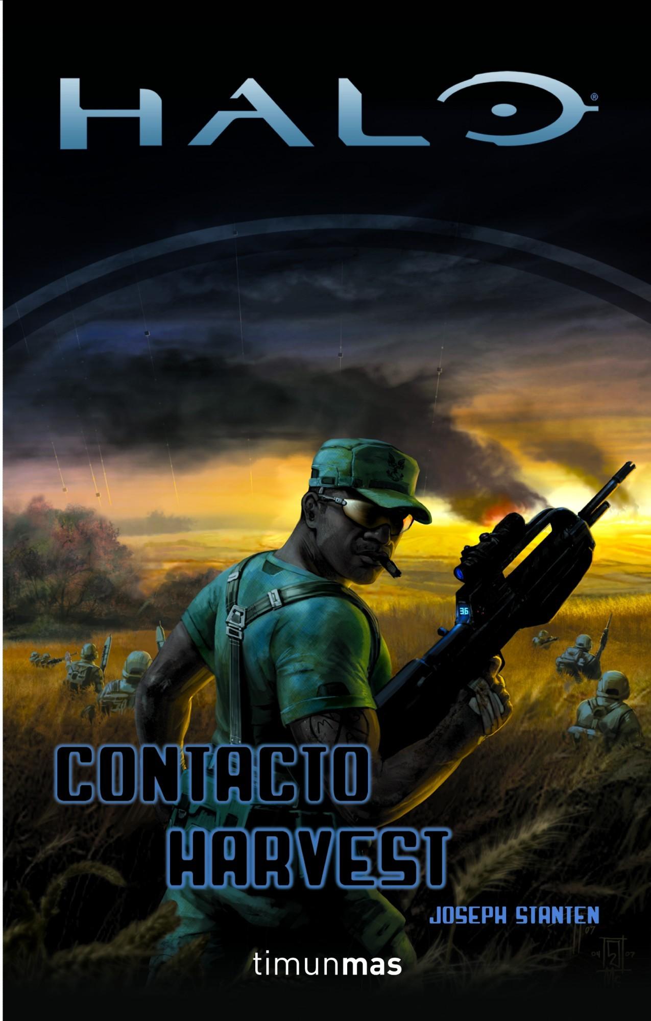 Halo: Contacto Harvest  by  Joseph Staten