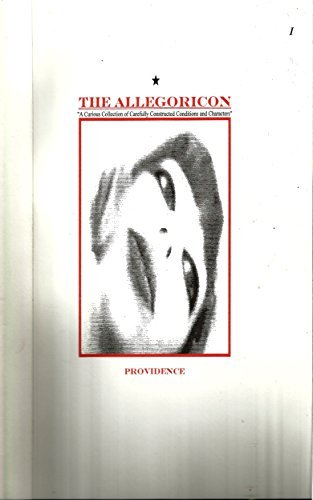 The Allegoricon: A Curious Collection of Carefully Constructed Conditions and Characters  by  JASON P DOHERTY