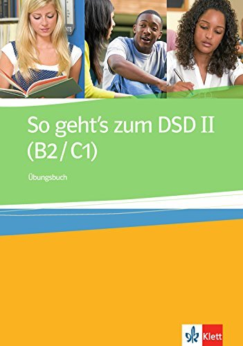 So Gehts Zum Dsd B2/C1: Ubungsbuch  by  Buchner Holm, Swierczynska Elzbieta Brewinska Ewa