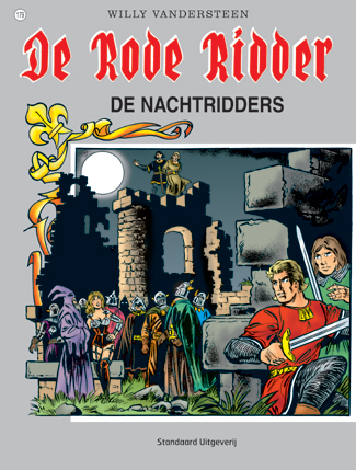 De nachtridders (De Rode Ridder #179)  by  Karel Biddeloo