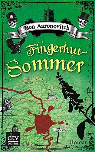 Fingerhut-Sommer: Roman  by  Ben Aaronovitch