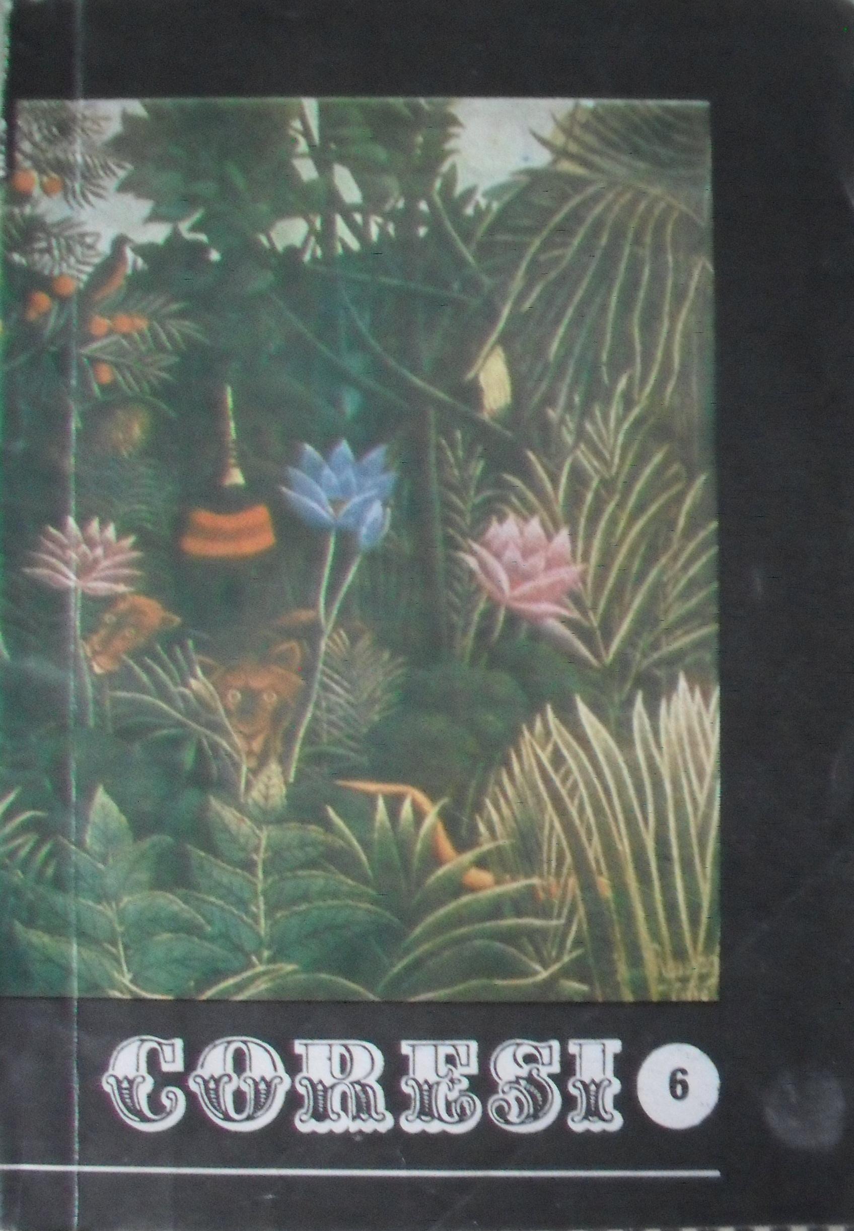 Coresi - revistă de literatură  by  Daniel Dragan