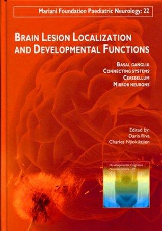 Brain Lesion Localization Developmental Daria Riva