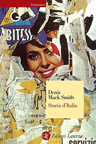 Storia dItalia dal 1861 al 1997 (Economica Laterza)  by  Denis Mack Smith