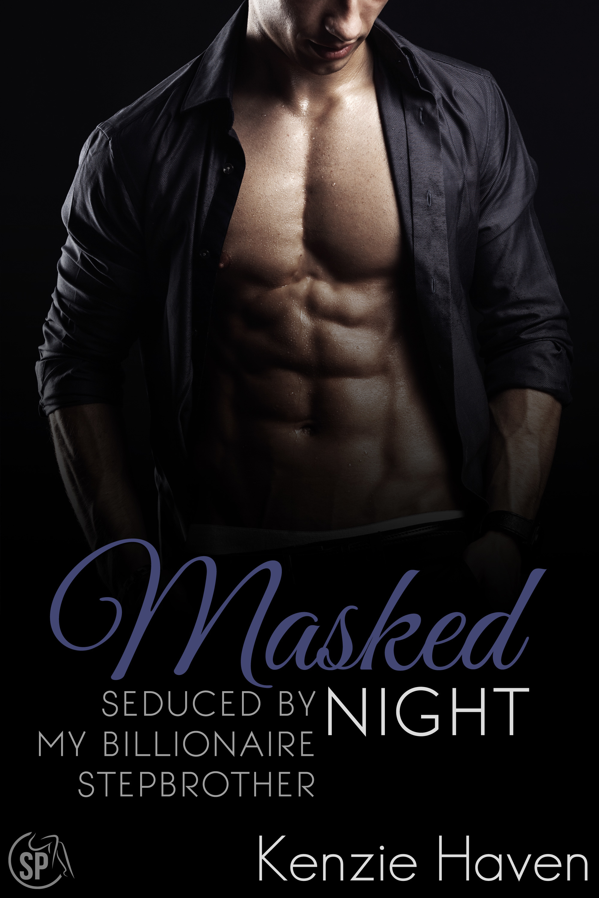 Masked Night: Seduced my Billionaire Stepbrother by Kenzie Haven