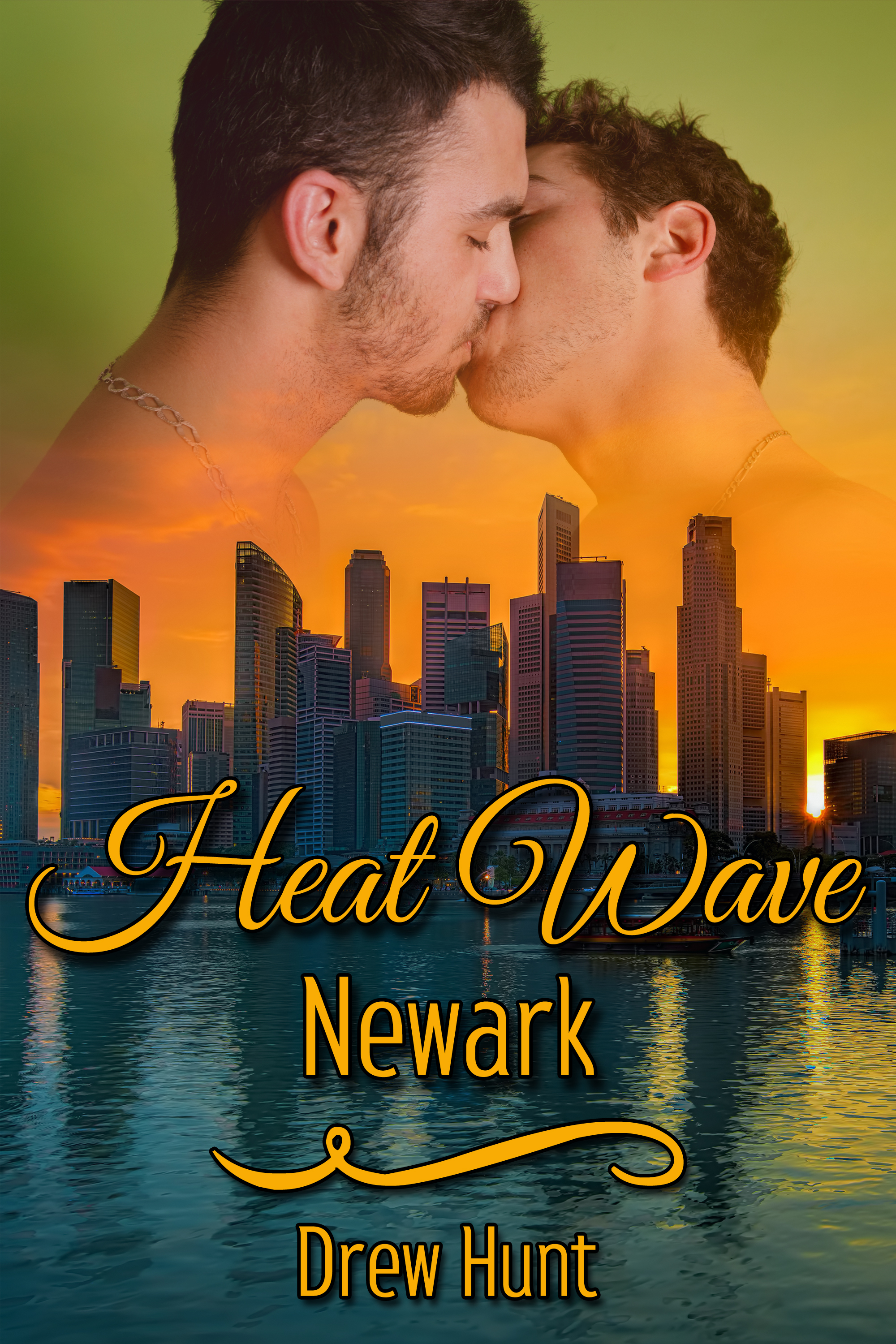 Heat Wave: Newark  by  Drew Hunt