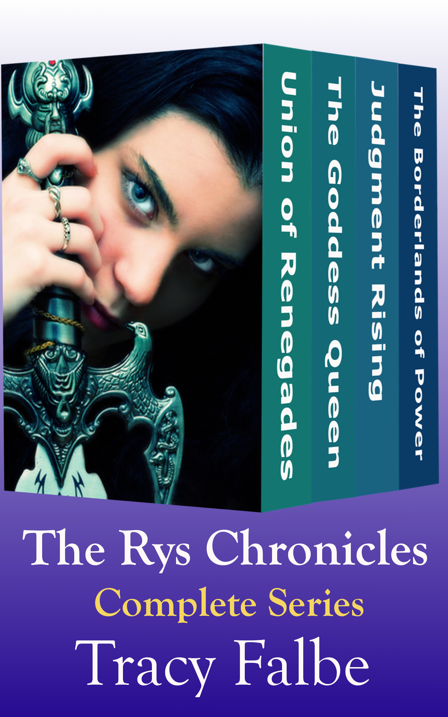 The Rys Chronicles Box Set  by  Tracy Falbe