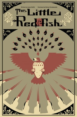 The Little Red Fish  by  James Moffitt