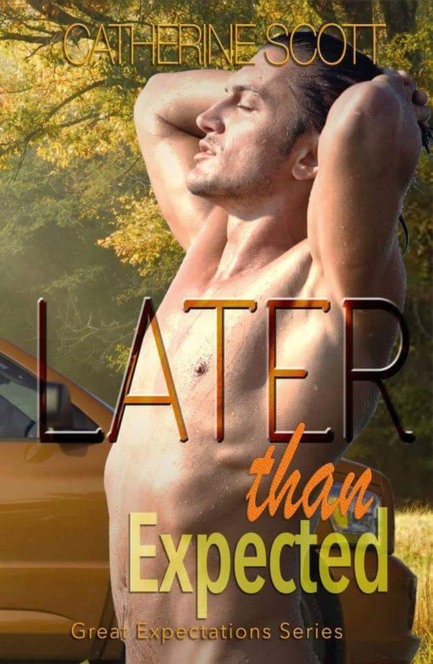 Later Than Expected (Great Expectations, #2)  by  Catherine  Scott