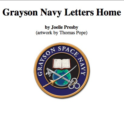 Grayson Navy Letters Home Joelle Presby